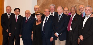 The 2014 Comittee of Honour